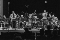 Jason Robinson's Janus Ensemble, Roulette NYC, 2014, with Oscar Noriega, Marty Ehrlich, Bill Lowe, Liberty Ellman, Drew Gress, George Schuller, Ches Smith and Michael Dessen