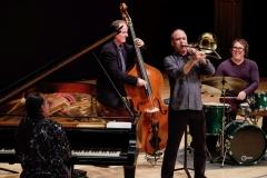 Kei Akagi Trio with Darek Oles and Jason Harnell and guest Michael Dessen, 2014 UC Irvine