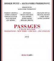 Passages album cover